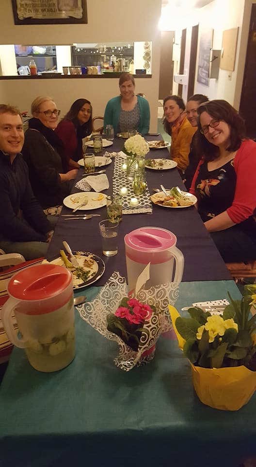 K4P Dialogue Dinner at Saras 2018
